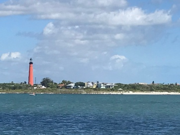 Pons inlet lighthouse New Smyrna