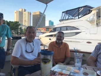 Gregg and David