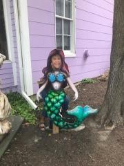 strange mermaid