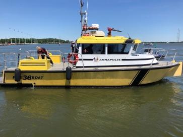 ambulance at sea