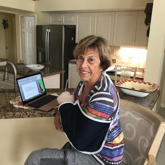 writing my Blog