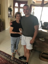Gary and mom