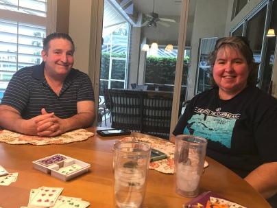 Jeff and Suzie