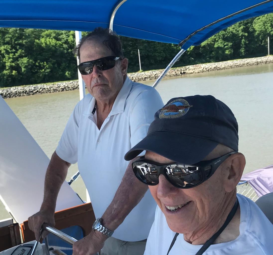Bob and Denny