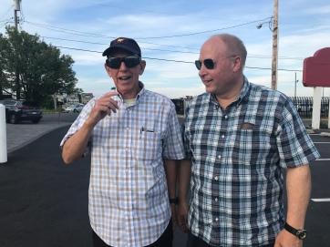 Denny and John