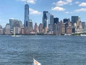 tip of Manhattan