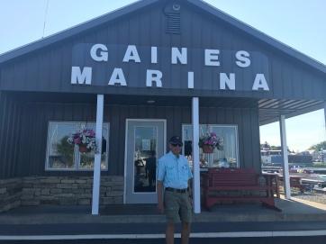 Gaines Marina