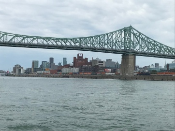 Montreal by Sea