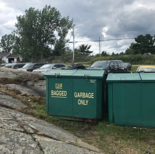 garbage only