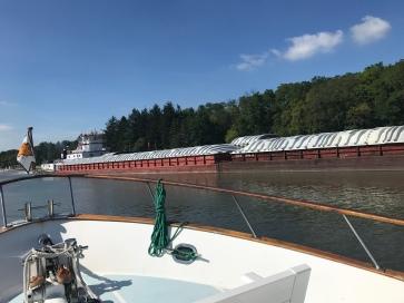 Huge Barge