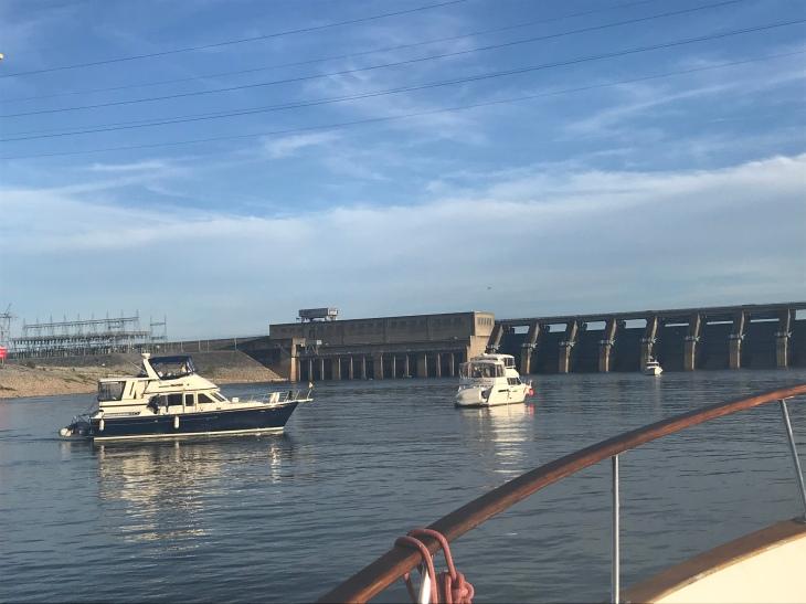 Barkley Lock and Dam