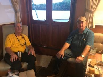 Ken and Bill