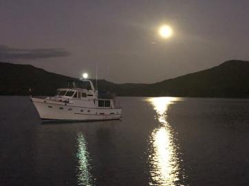 Dream Seeker and moon